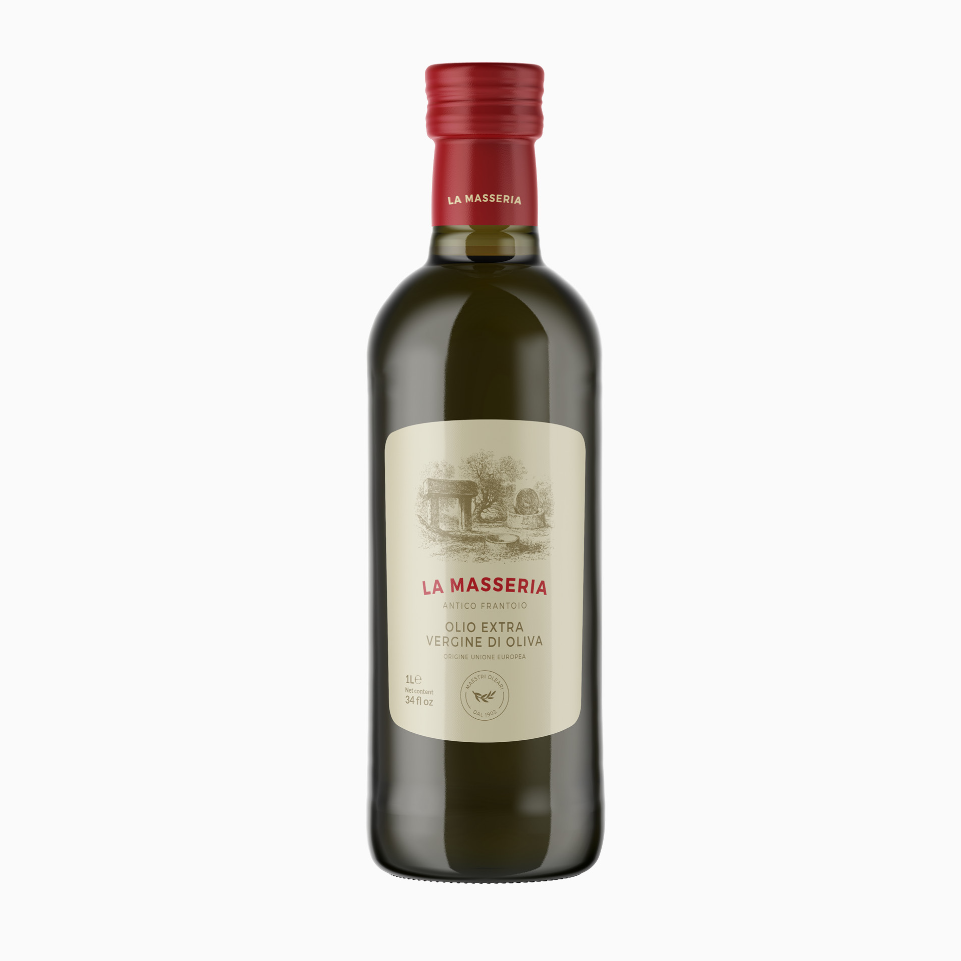 "Extra Virgin Olive Oil ""La Masseria"""