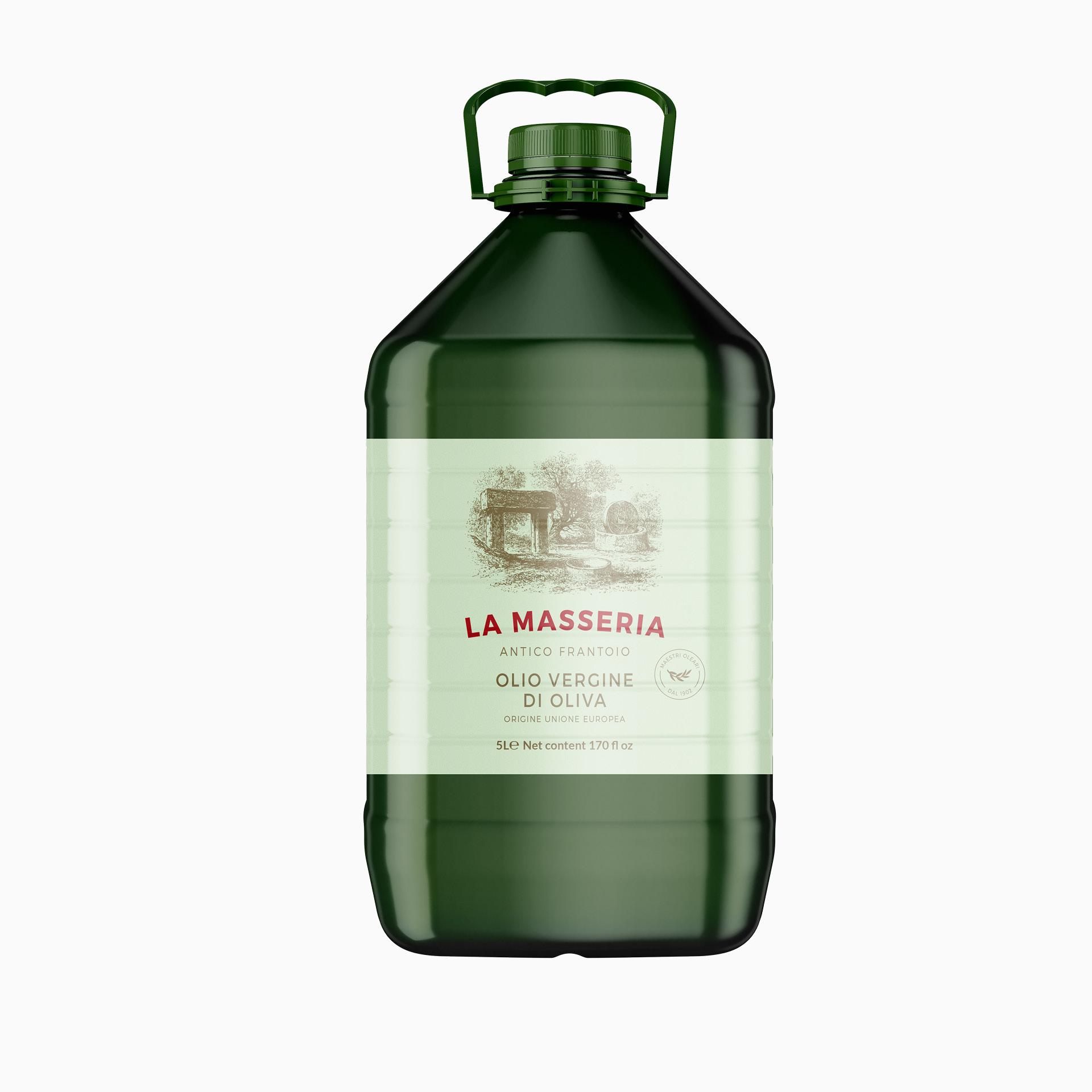 """Virgin Olive Oil """"La Masseria"""""""
