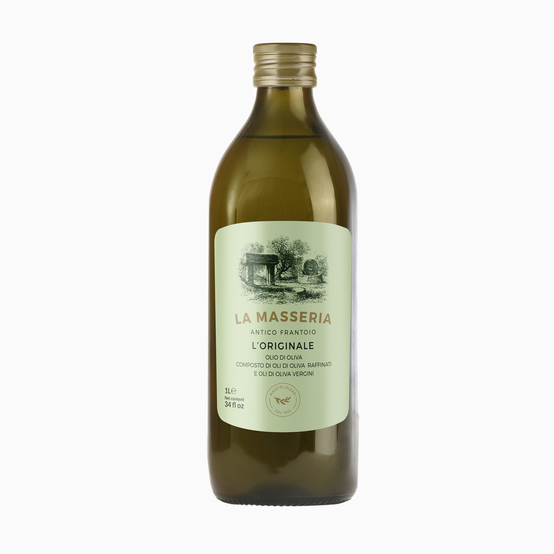 "Original Olive Oil ""La Masseria"""