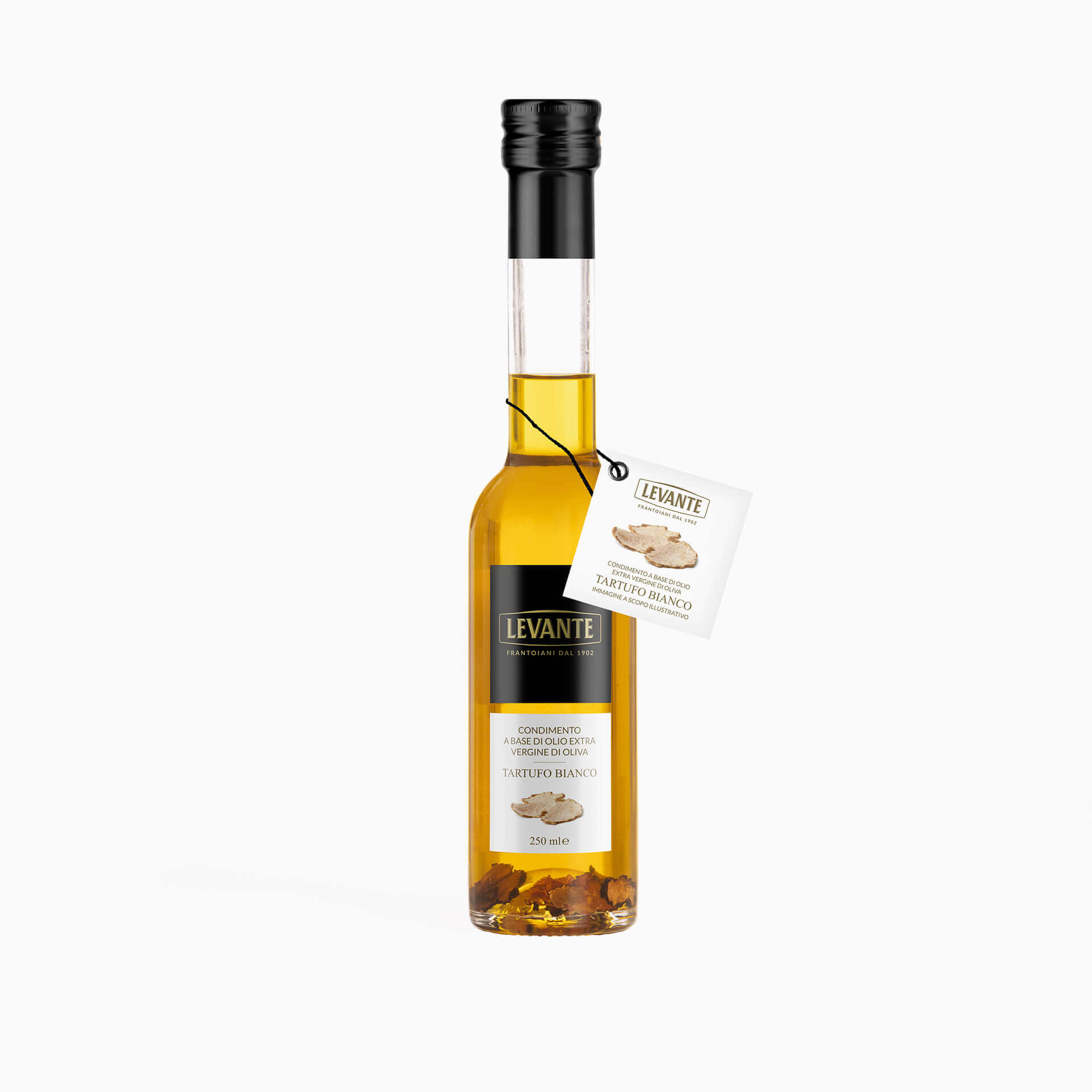 Extra Virgin Olive Oil  flavoured with White Truffle
