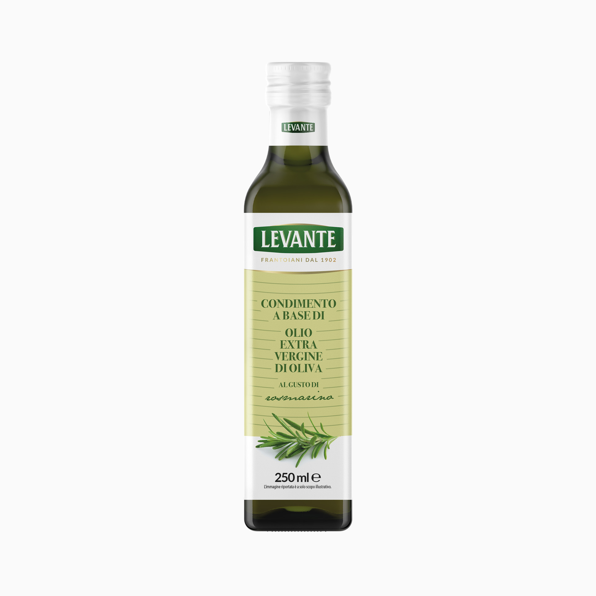 Dressing flavoured with Rosemary
