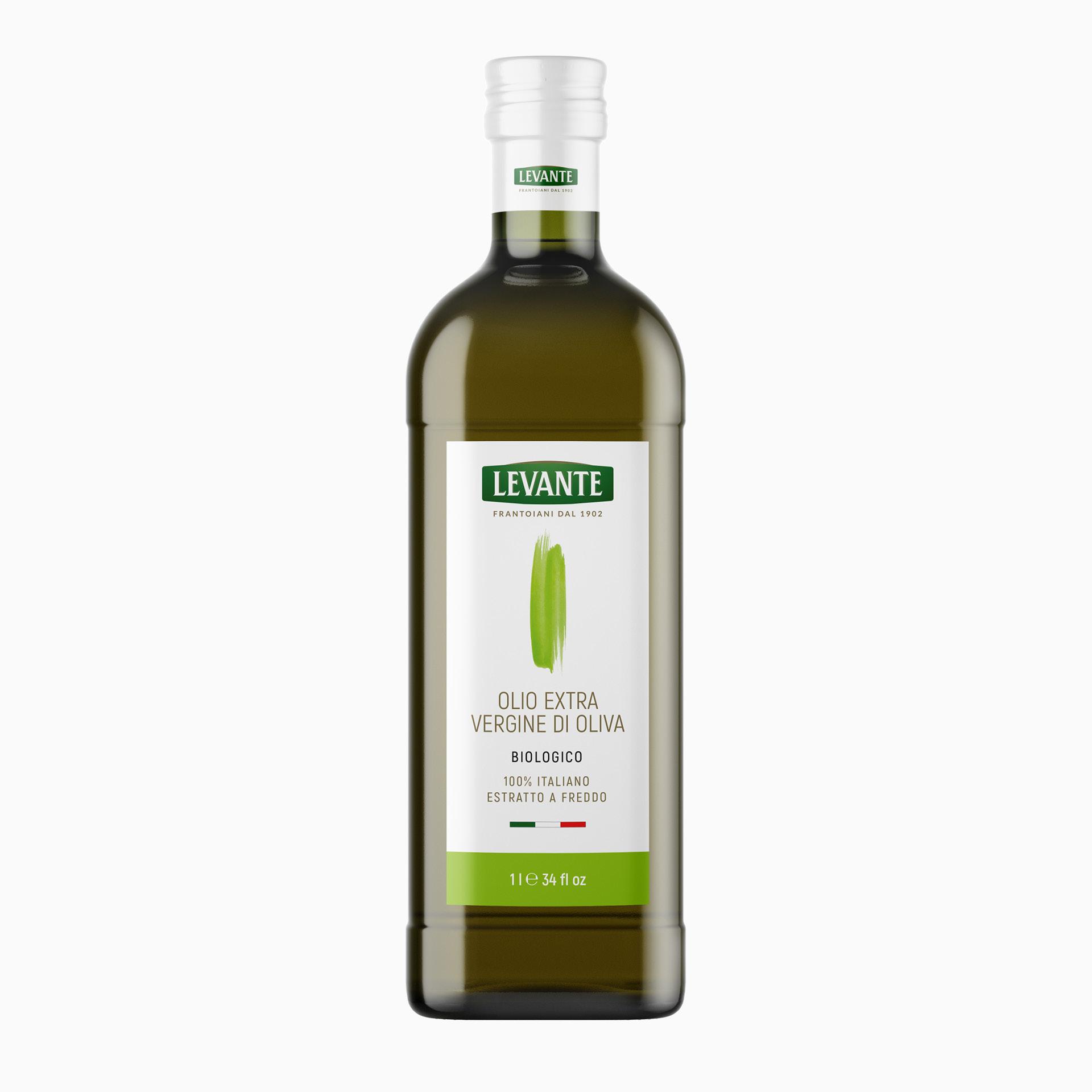 100% Italian Organic