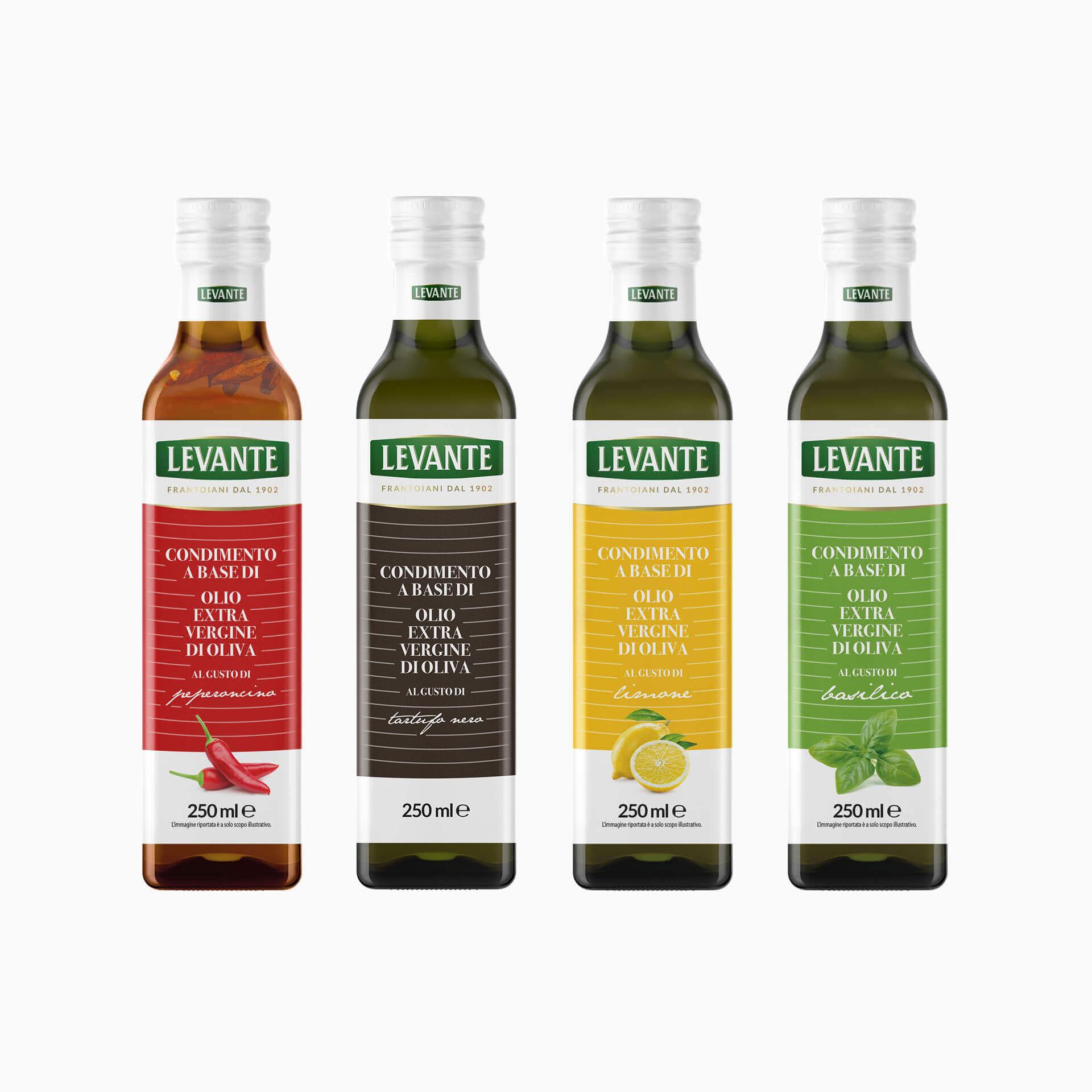 Flavoured Evo Oil
