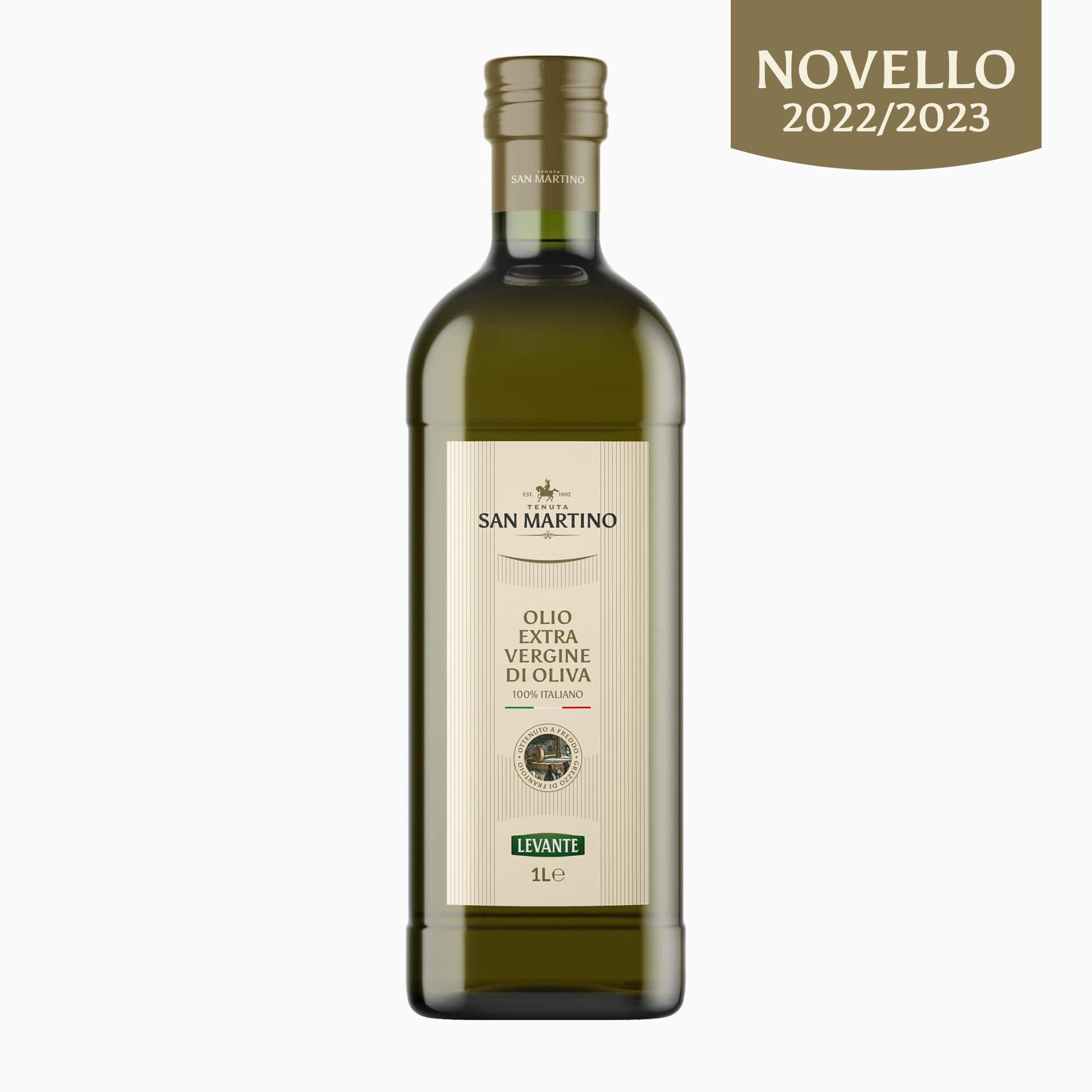 Grezzo di Frantoio 100% Italiano